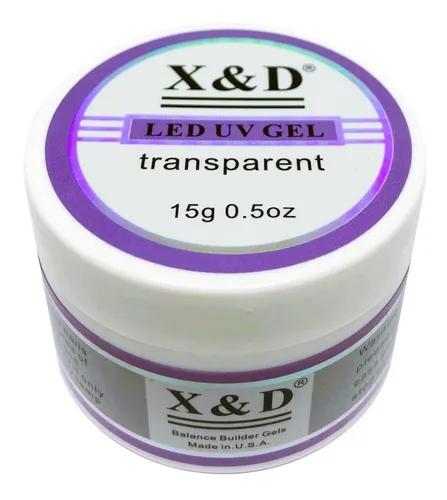 Kit manicure para alongamento em gel