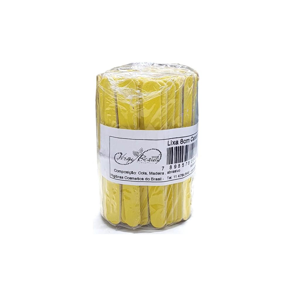 Mini Lixa de unha canario Higi Beauti 144 un