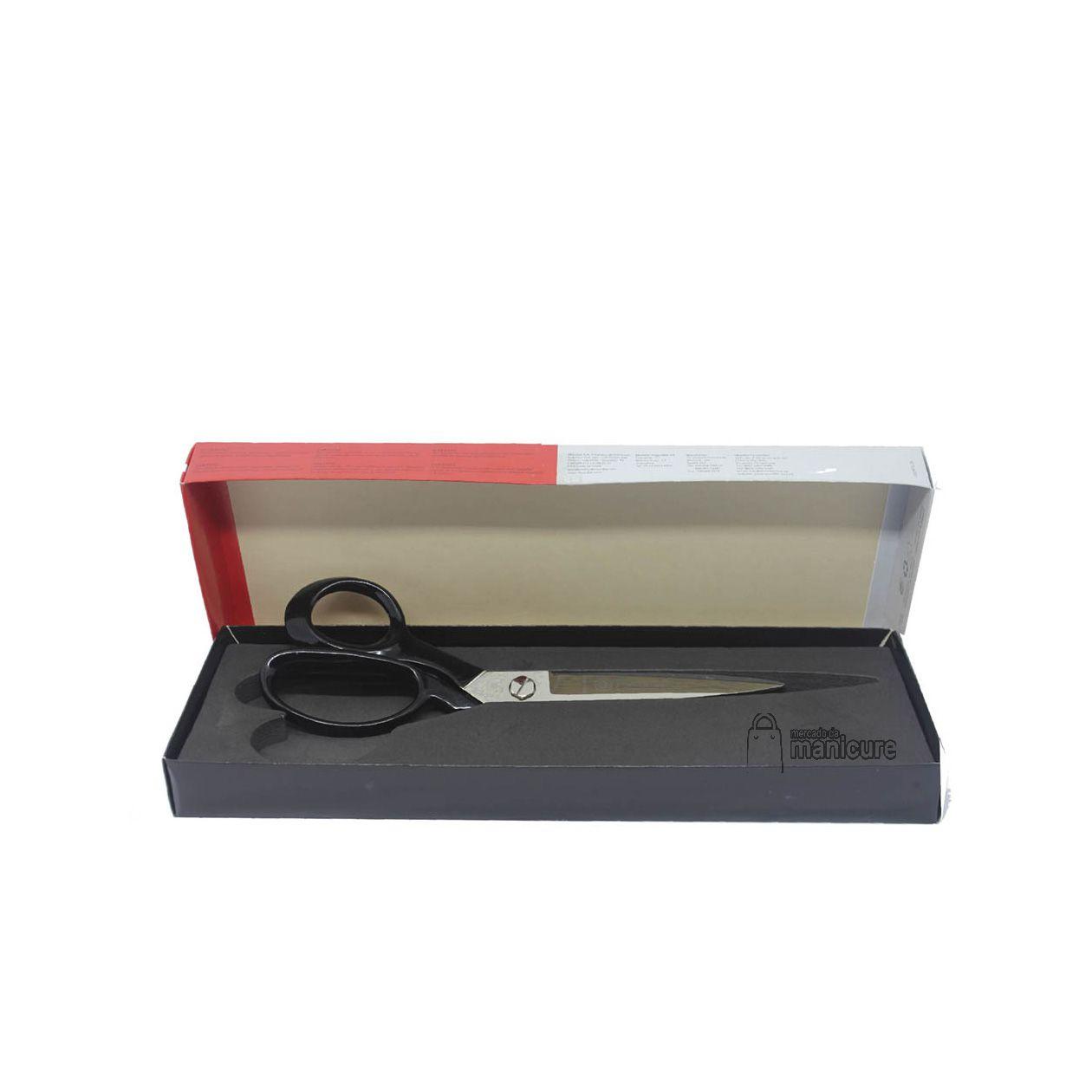 """Tesoura de alfaiate Mundial 12"""" (30 cm) aço carbono, reforçada, Profissional, Signature"""
