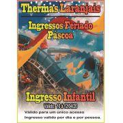 Ingresso Infantil - Pascoa - Thermas dos Laranjais