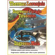 Ingresso Meia - Tiradentes - Thermas dos Laranjais