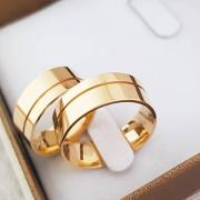 Aliança de Casamento Trabalhada em Ouro 10k - A114