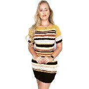kit 5 pçs 3 Vestido Modal 2 blusa de  Verão Monte Sião Kt575