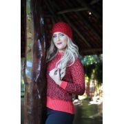 Blusa Tricô Inverno Atacado Moda Feminina Online K87