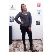 Blusas De frio Tricot  Feminino no atacado tendencia K185
