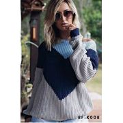 Promoção 10 Blusas De Frio Tricot Suéter Cardigan atacado KT255