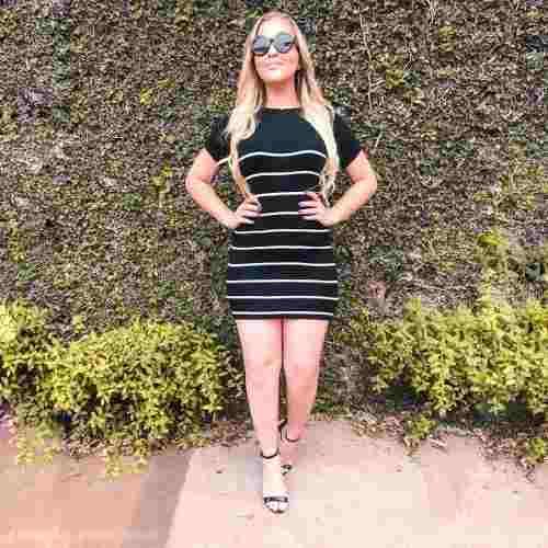 KIT 5 Vestidos Modal Verão  Loja Do Tricô Atacado KT577