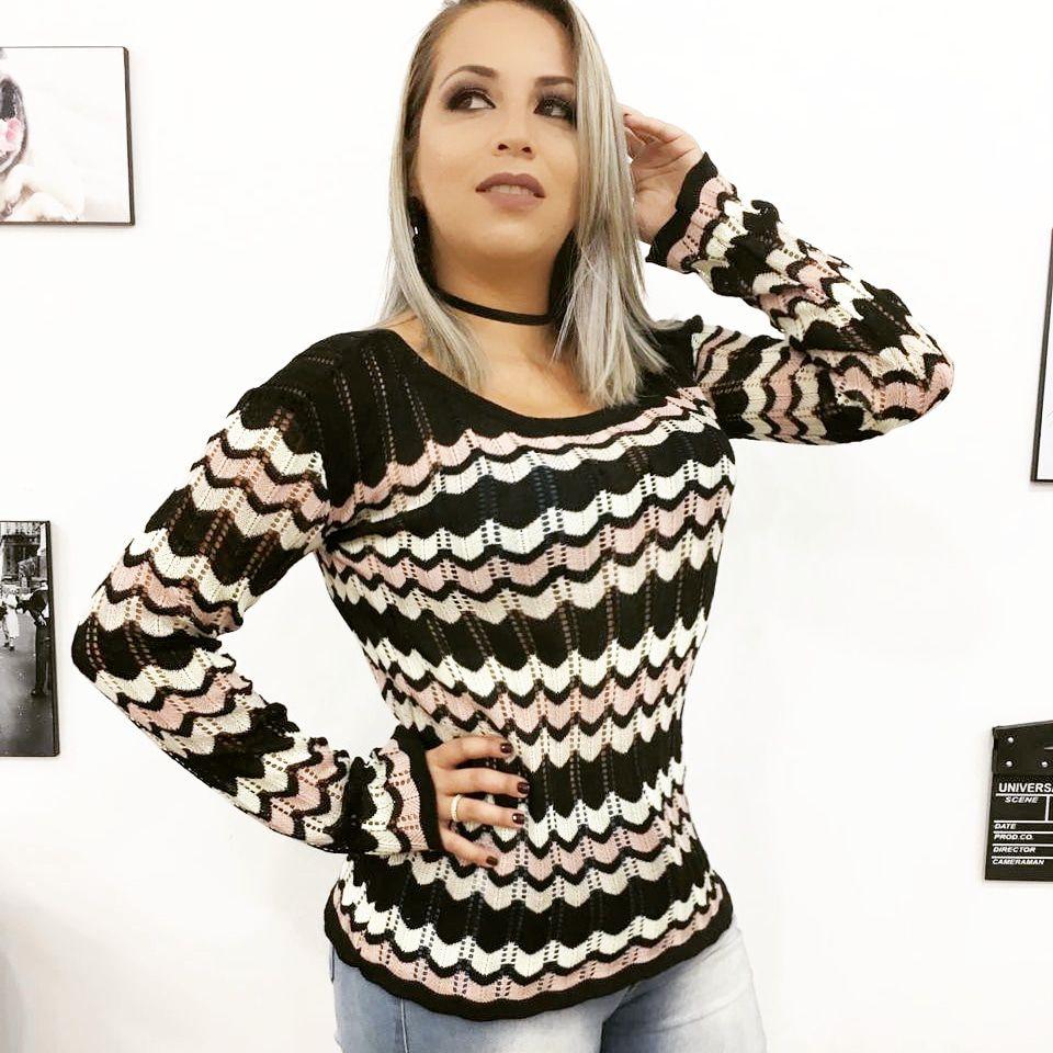 24e17935c Todos os produtos - - Gênero  Feminina blusas de frio lã inverno moda  feminina manga longa atacado - Marca  Loja Do Tricô - Material da blusa   sobre tudo de ...