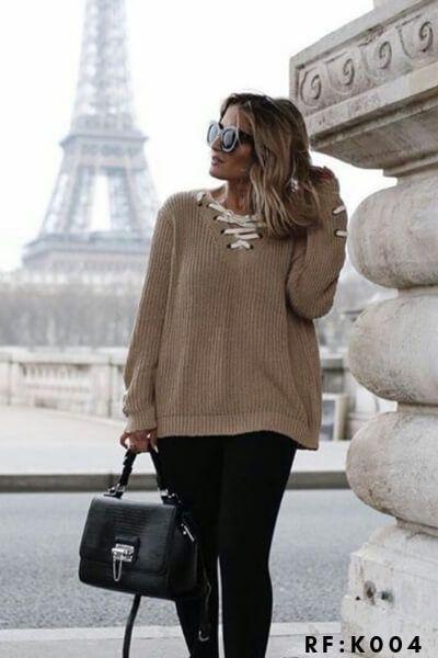 blusa de frio malha tricot ilhos blogueira atacado direto da fabrica K210