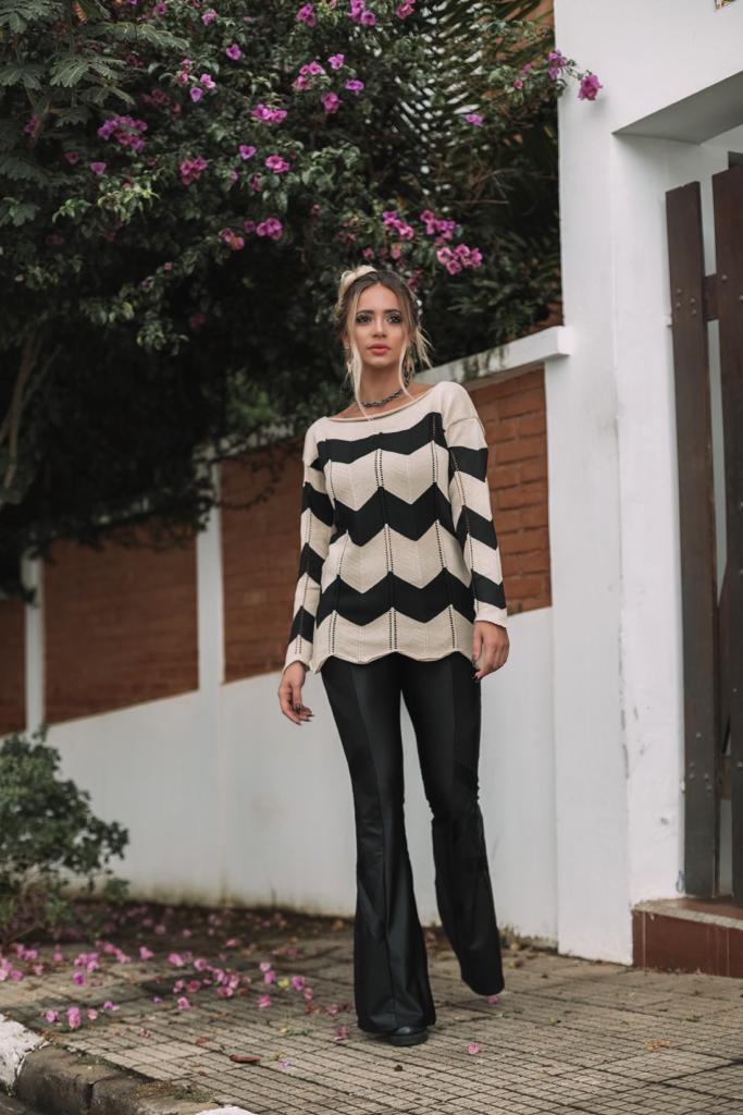 blusa de frio tricot manga longa promoção|tricots atacado