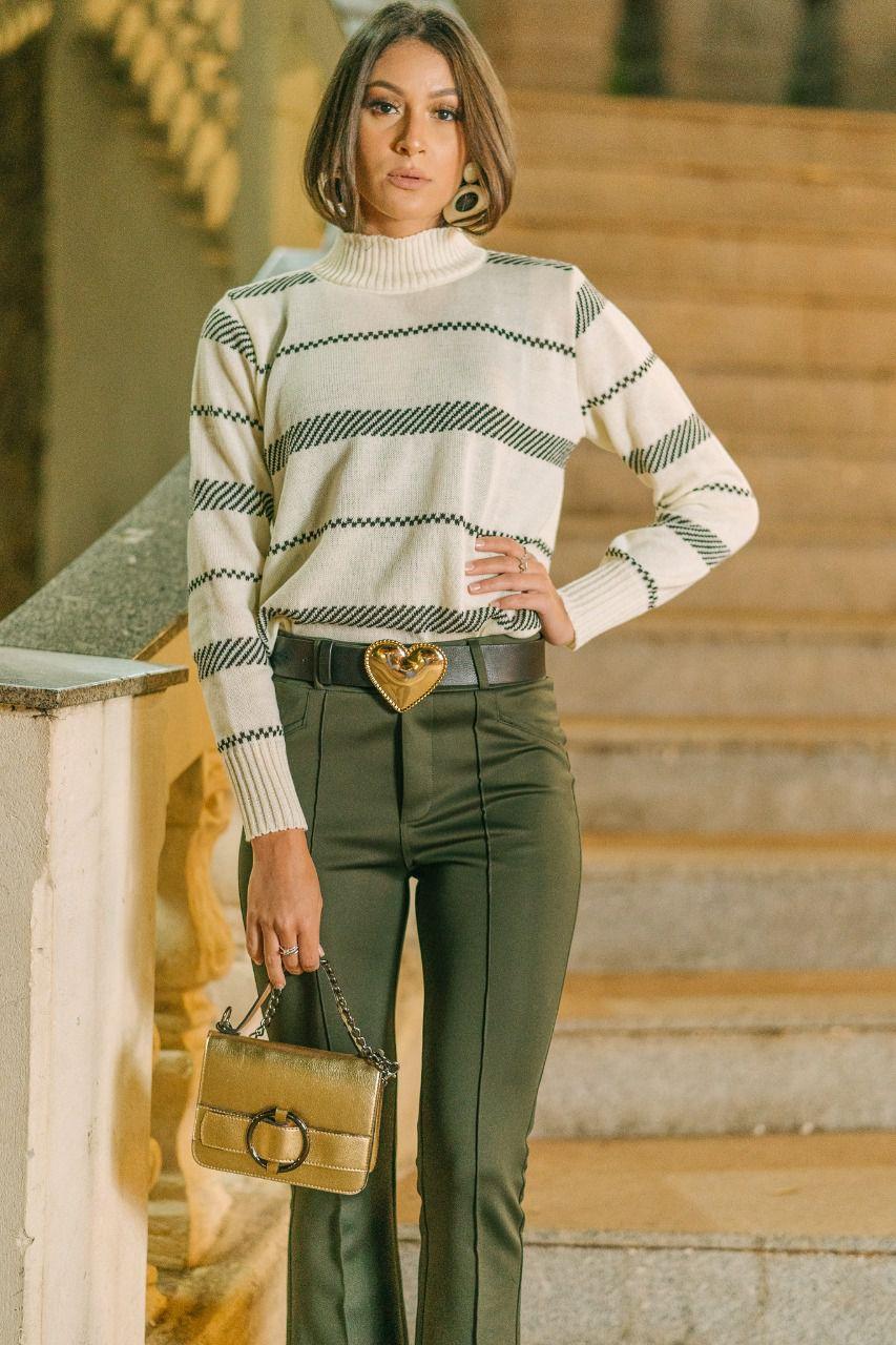 Blusa de trico vintage loja do trico