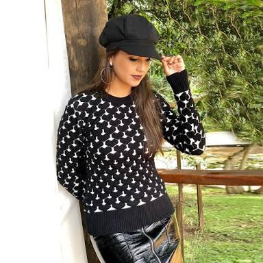 33f432af5 Todos os produtos - Blusas De Tricot - Material da blusa: sobre tudo ...