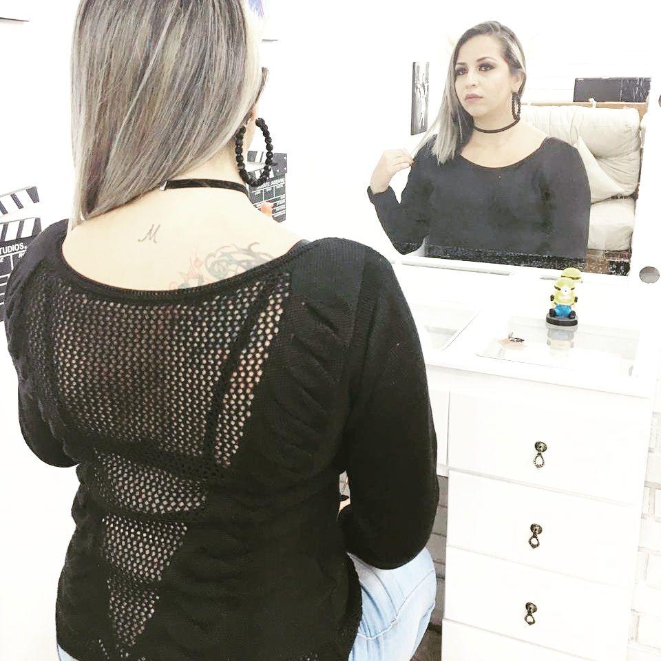Blusas Femininas De Tricot Monte Sião MG