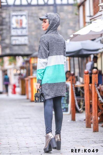 casaco moda blogueira tendencia capuz