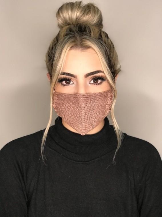 Kit 260 mascara tricot canelada viscose atacado direto da fabrica