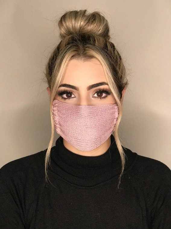 Kit 79 mascara tricot canelada viscose atacado direto da fabrica