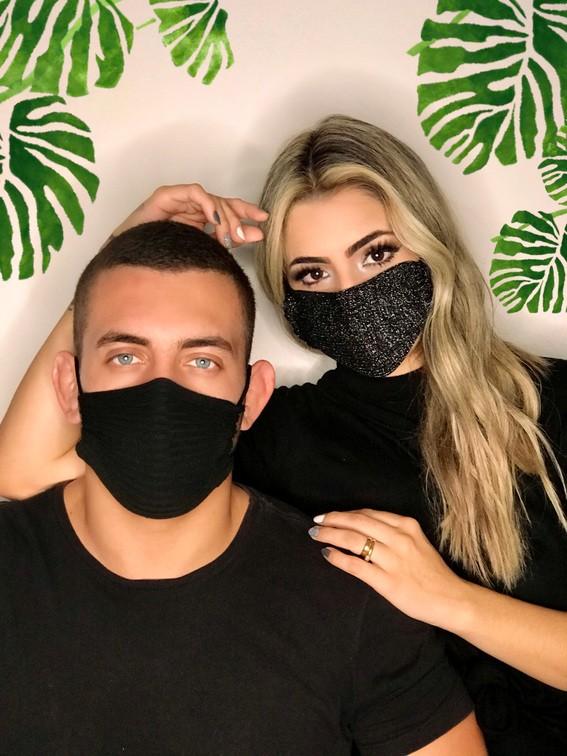 mascara tricot canelada viscose atacado direto da fabrica