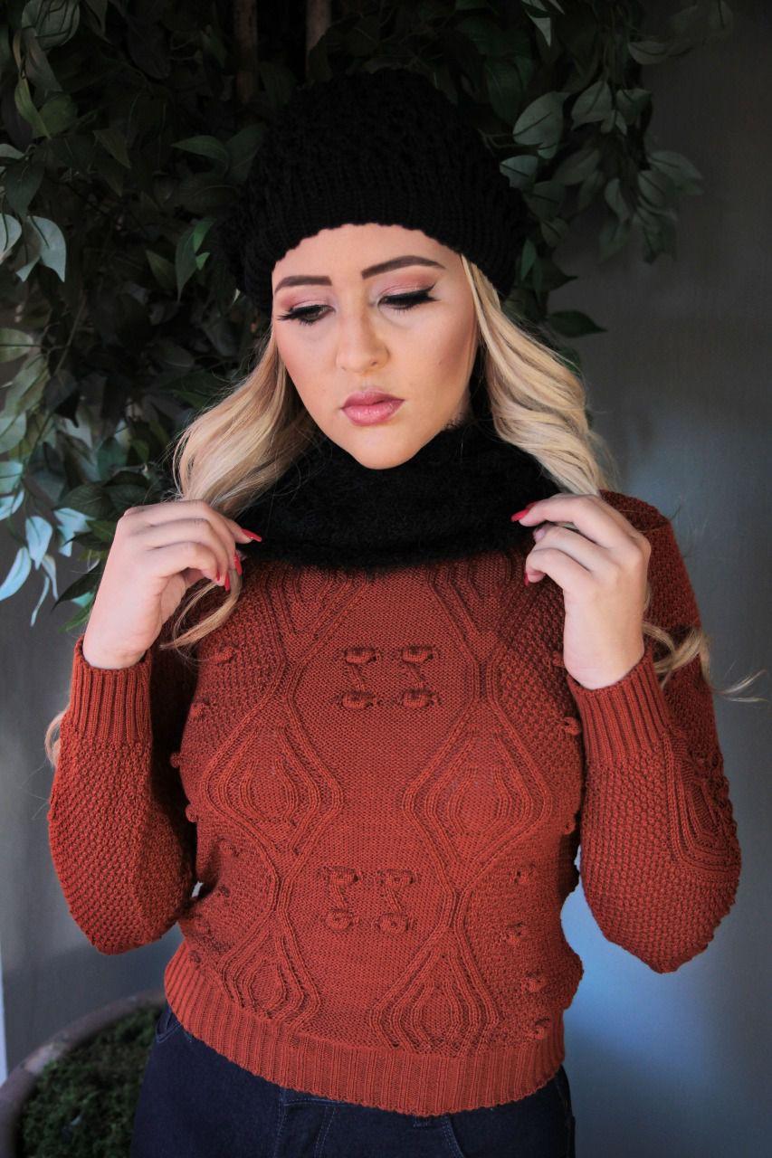 moda blogueira atacado malha tricot inverno tendencia