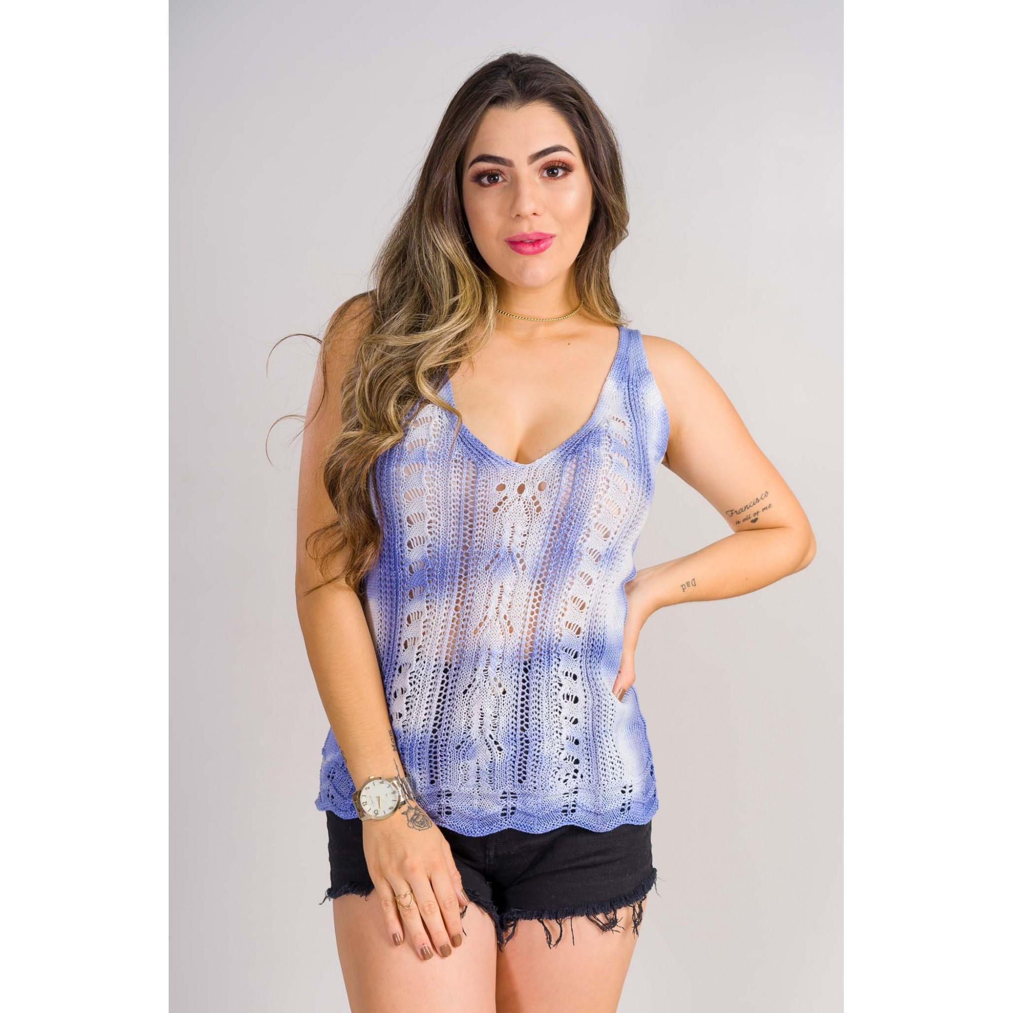 regata tie day tricot de verão loja online monte sião mg