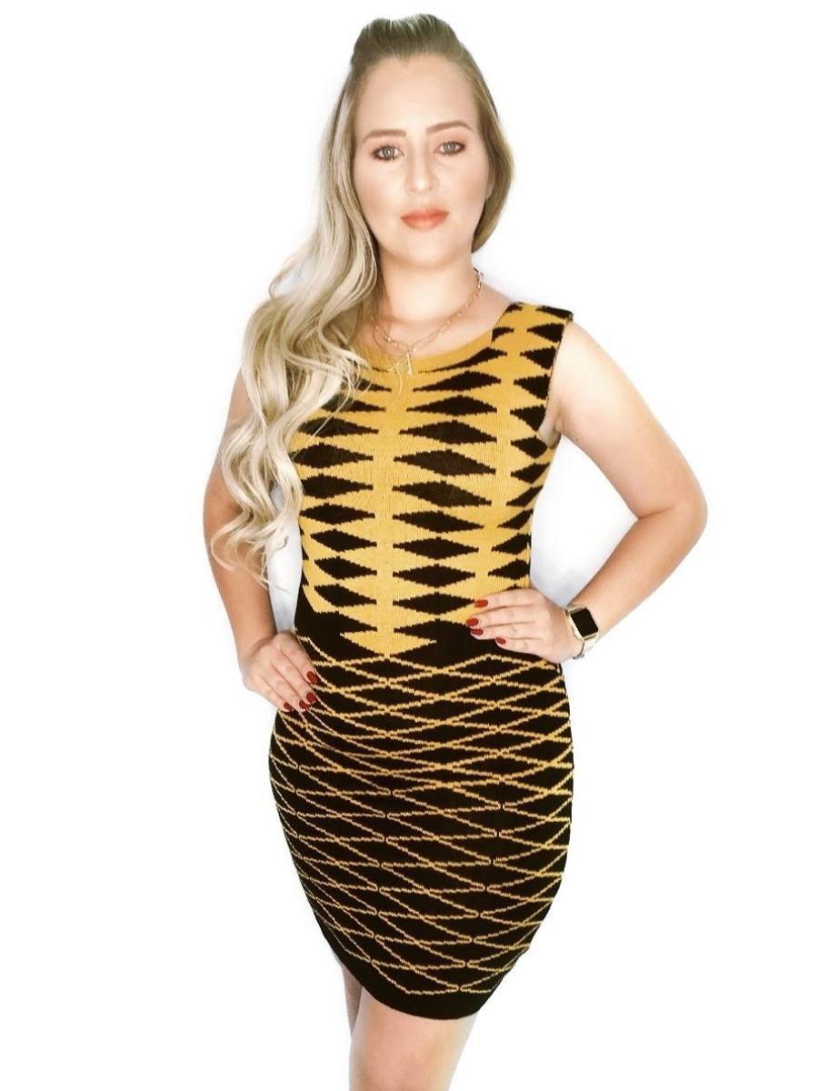 Vestido de verão moda feminina Tricot modal  K349