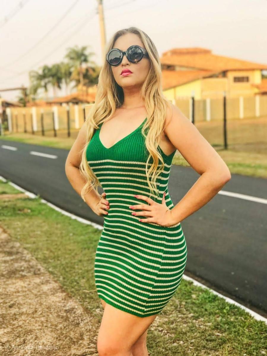 Vestido regata colado estilo modal tendência de verão atacado