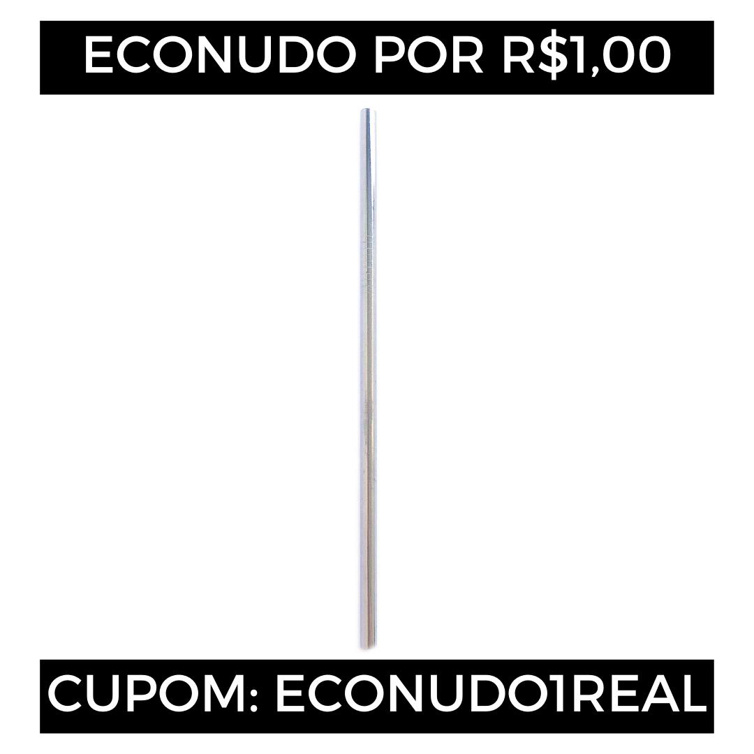 ECONUDO 1 REAL #PorUmFuturoMelhor