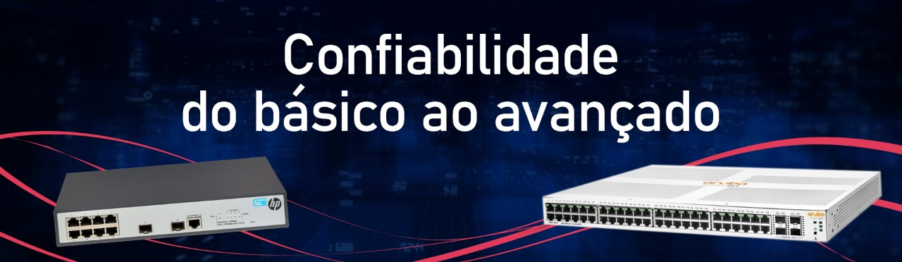 Switches HP HPE HPN TP-Link