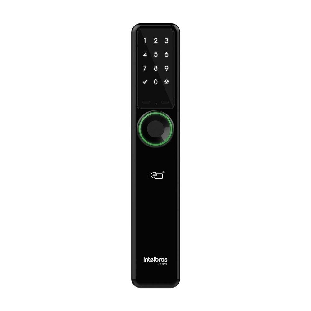 Fechadura Digital Smart Intelbras IFR 7001 Sem maçaneta