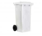 Carrinho Coletor de Lixo sem Pedal - 120 litros