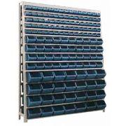 Estante caixa box organizadora Mista para gavetas bin nº 3, 5 e 7 com 143 Gavetas