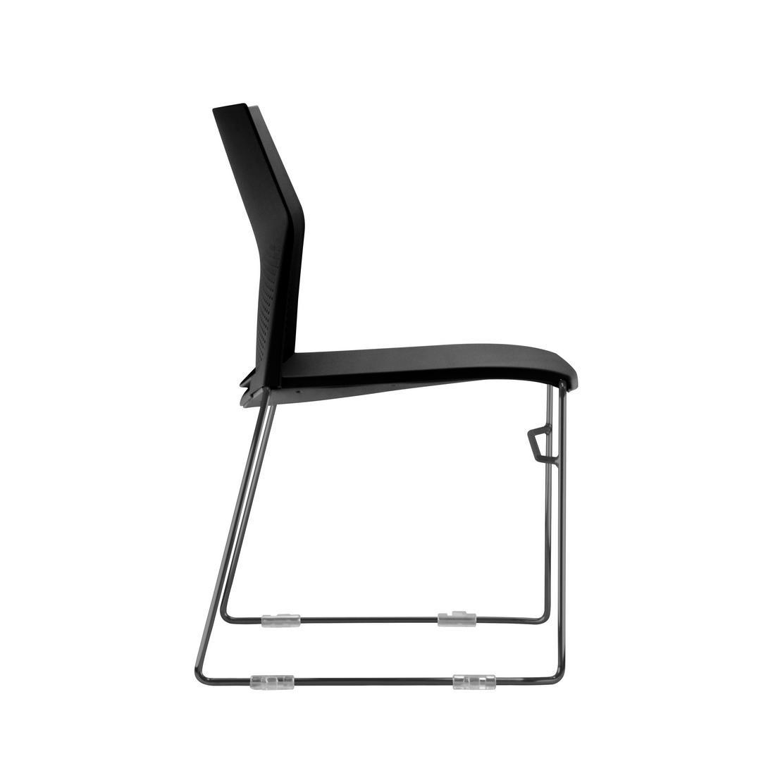 Cadeira Connect Polipropileno Base Fixa
