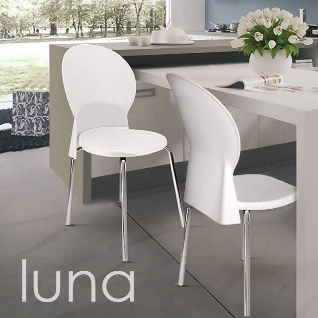 Cadeira Plástica Luna