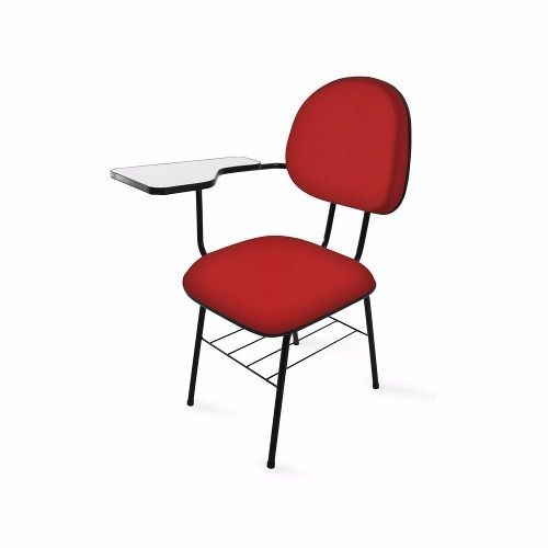 Cadeira universitária palito - escamoteável