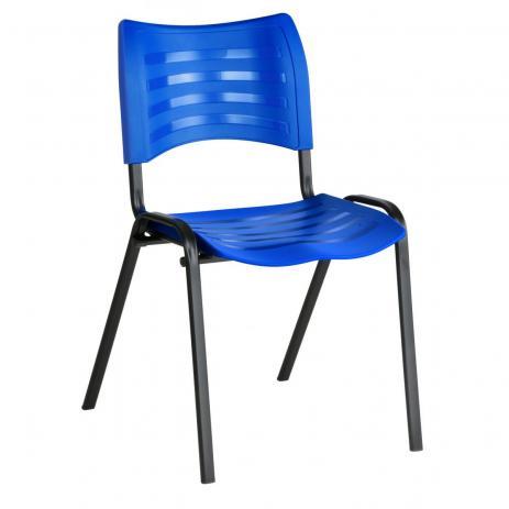 Cadeira Plástica Empilhável Turim