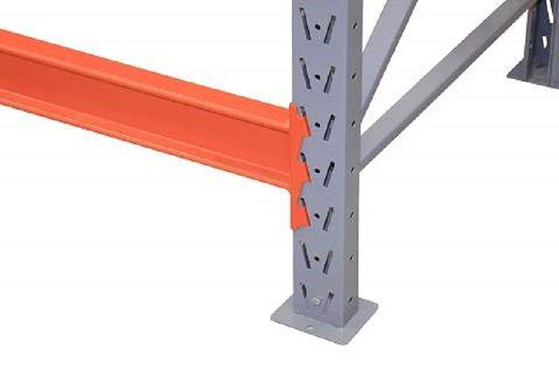 Mini Porta Pallet - Montante de 4 Planos - 2,00 x 0,80 x 1,80 mt