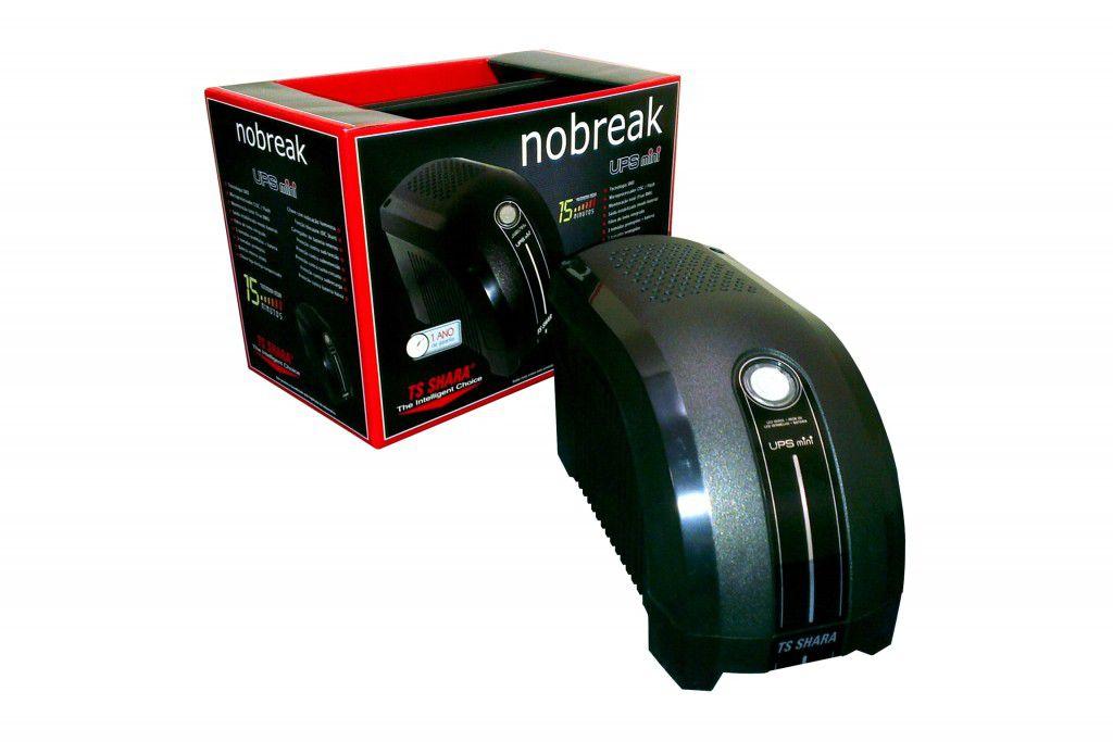 Nobreak Ups Mini 600va ? Bivolt 115/220V