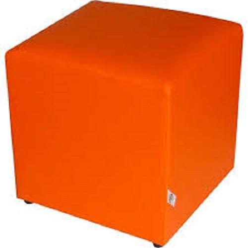 Puff Quadrado - 34x34x43 cm - Várias Cores