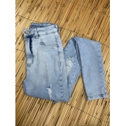 Calça Jeans Destroyed 902