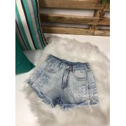SHORT JEANS DESTROYED 451