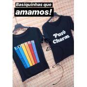 T-SHIRT PURO CHARME