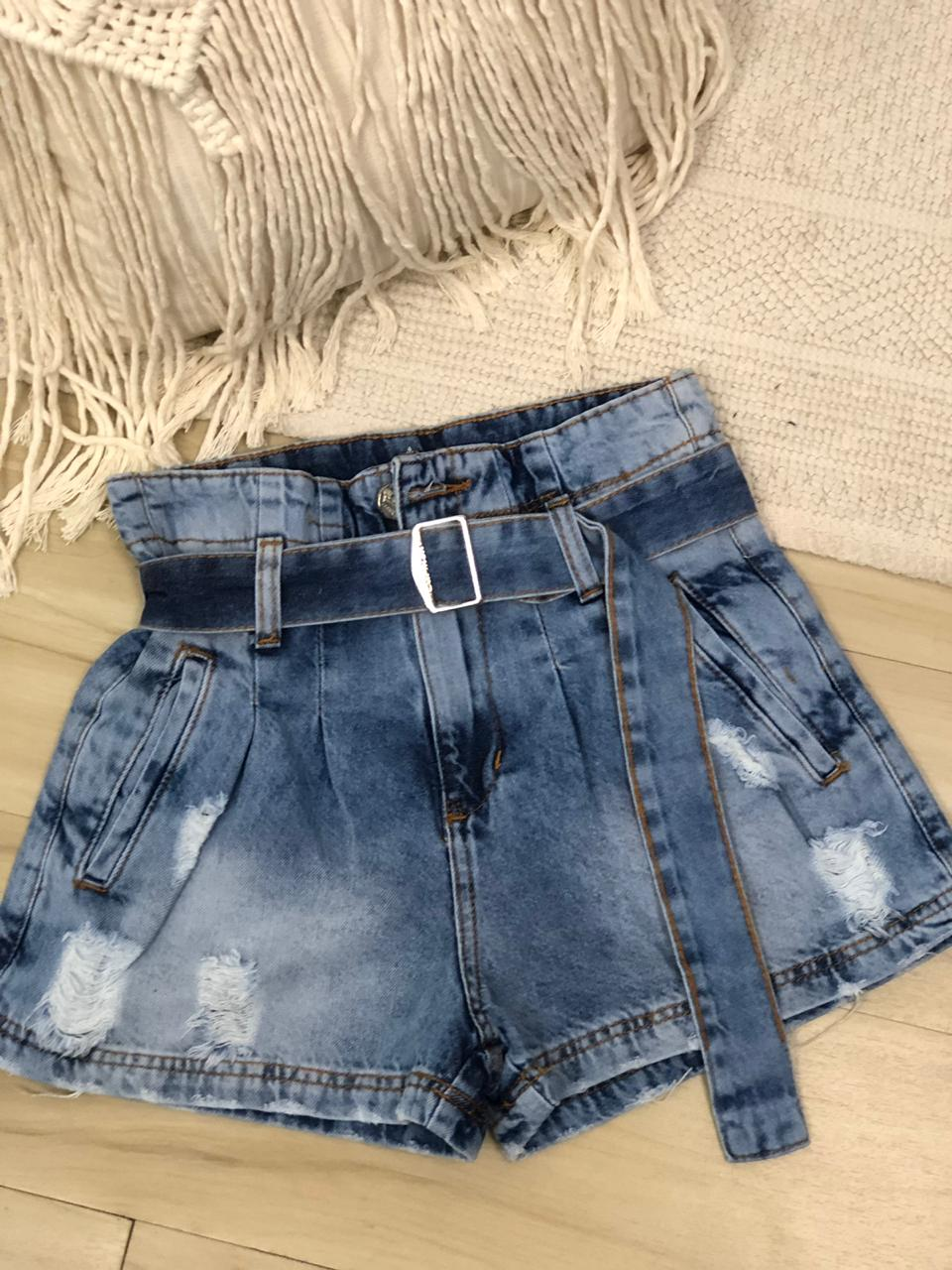 SHORT CARMEN CLOCHARD 652