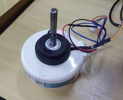 Motor Ventilador Evaporadora 7 9 12000 220v Split Consul