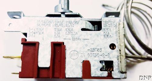 Termostato Bosch Rc27/30/37 77b4072 C/degelo 495996