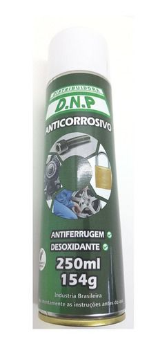 Kit Anticorrosivo D.n.p 12 Und, 250ml, Antiferrugem, 154g
