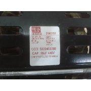 Motor Weg Bosch Continental Tombamento 220v Polia Pq  142326