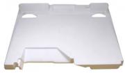 Capa Isolação Intermediaria Bosch Isopor S/Aba Antigo Menor Original