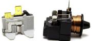 Rele Partida Compressor 1/4 220v E Protetor Térmico Embraco Geladeira