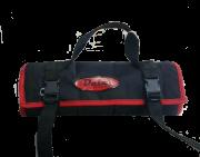 Estojo para ferramentas Dalai enrolada 14 bolsos - Mega Promoção!!