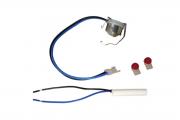 Kit Brastemp Consul Bimetal Degelo e Sensor Temperatura 10k Original