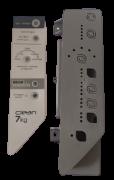 Kit Suporte Controle Placa Brastemp Bwc07 + Adesivo
